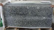Surf White Granite Step