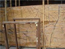 Tropical Rain Forest Marble Slab
