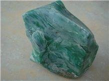 Fuchsite-Muscovite Soft Stone