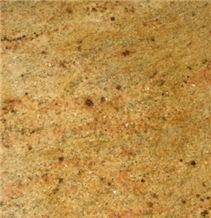 Kashmir Gold Granite Slabs, India Yellow Granite