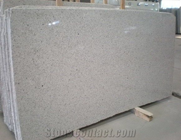 Crystal White Granite Slab From China 175835