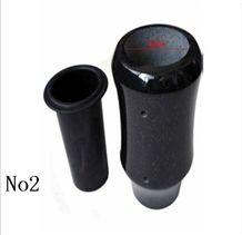 Shanxi Black Granite Vases