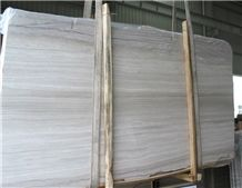 Grey Wood Grain Marble Slabs, China Grey Marble