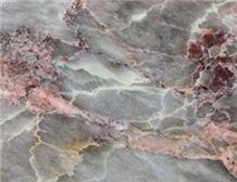 New Fior Di Pesco, Bordo Grizo Marble Slabs & Tiles