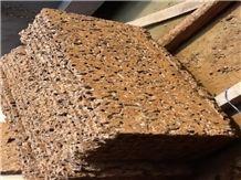 Viet Nam Yellow Basalt Slabs & Tiles