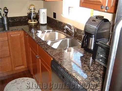 kitchen tiling ideas pictures baltic brown granite countertops from china 175824 20128