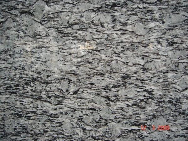 White Wave Grey Granite Slabs From China Stonecontact Com