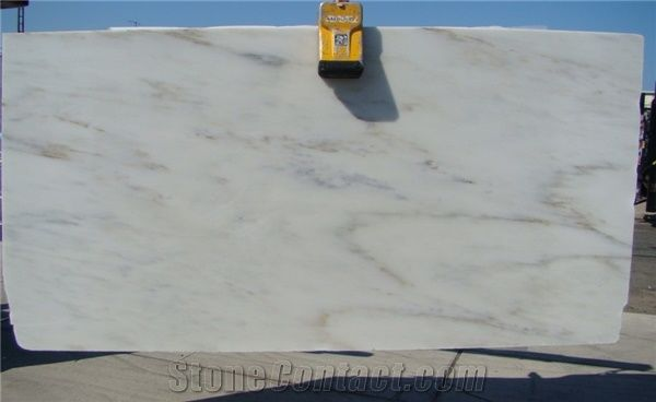 Imperial Danby Marble Slab United States White Marble