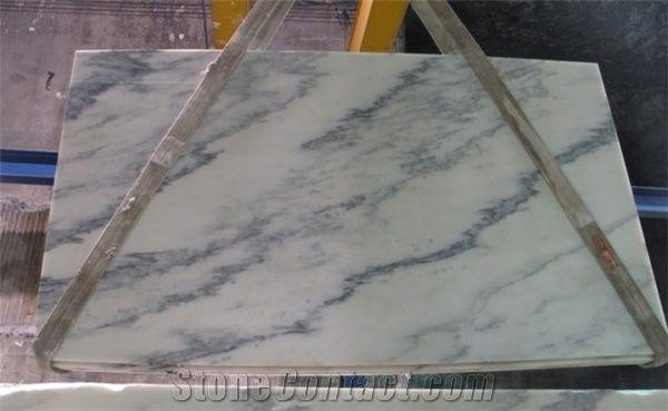 Mountain White Danby Marble Slab United States White