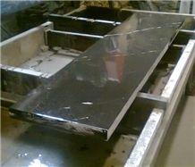 Natural Slate Counter Top, Llechwedd Black Slate Kitchen Countertops