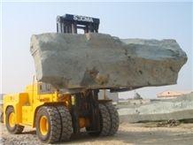 Heavy Forklift Stone Forklift Loader