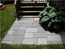 Vermont Gray Slate Pavers, Grey Slate Pavers