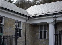 Vermont Gray Slate Roof Tiles, Grey Slate Roof Tiles