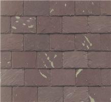 Royal Purple Slate Roof Tiles, Lilac Slate Roof Tiles