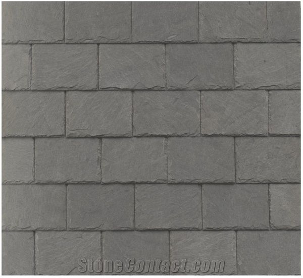Vermont Grey Roof Tiles Vermont Gray Grey Slate From