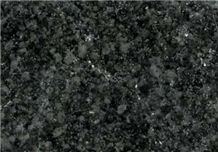 Zarabag - Gabbro Light, Uzbekistan Black Granite Slabs & Tiles