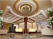 Backlit Honey Onyx Work Top in Hotel (J23)