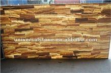 Wooden Vein Semiprecious Stone (J12)
