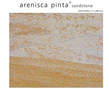 Arenisca Pinta, Spain Yellow Sandstone Slabs & Tiles