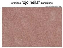 Arenisca Rojo Neila, Sandstone Slabs