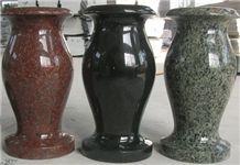 Grantie Stone Vases, China Granite Vases