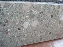 China Quarry, Factory Direct Butterfly Flower Granite, Gem Green Porphyry Slabs, Cut to Sizes Flooring Tiles