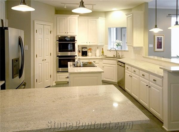 Kashmir White Granite Countertops From China 175840