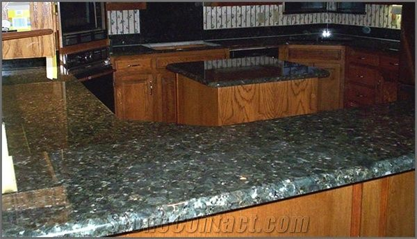 Verde Butterfly Green Granite Countertop From China 176362
