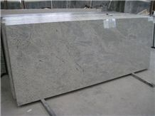 White Granite Kitchen Countertop