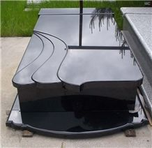 Shanxi Black Granite Monuments
