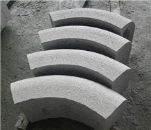 G603 Grey Granite Curbstone, Granite Road Stone, Granite Kerbstones