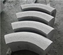 Grey Granite Curb Stone, G603 Grey Granite Curbs