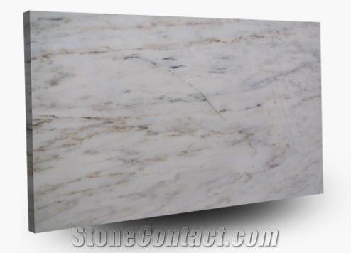United States White Marble Slabs Tiles