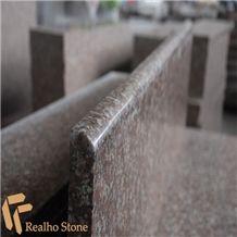 G687 Peach Red Granite Stair Tile