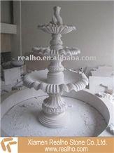 Nature Stone Fountain, Grey Granite Fountain