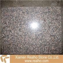 Qilu Red, G354, G354 Red Granite Tiles
