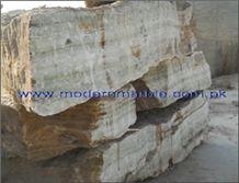 Afghan Mono Green Onyx Blocks