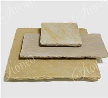 Zarnow Sandstone Tiles, Poland Beige Sandstone