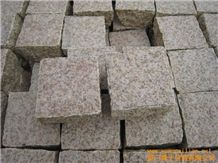 Beige Granite Paving Stone