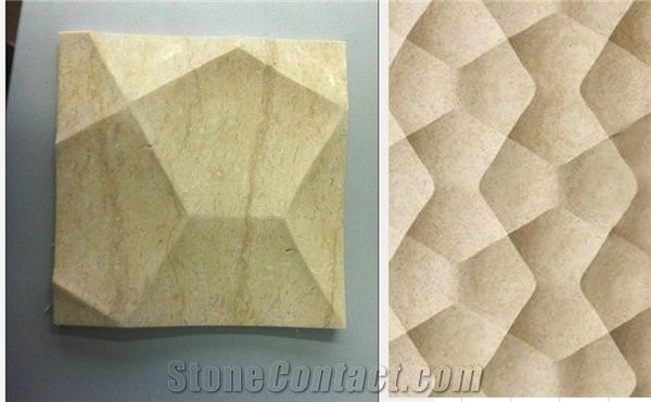3d Cnc Stone Panel Carving From China Stonecontact Com