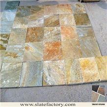 Beige Quartzite Flooring
