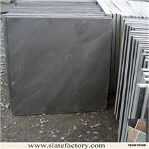 Black Slate Floor Tile