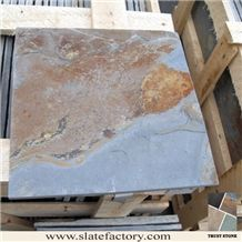 Exterior Slate Wall Tile, Rusty Slate Tiles