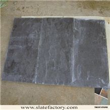 Natural Black Slate, Riven Black Slate Tiles
