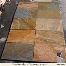 Yellow Quartzite Stone