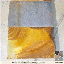 Yellow Slate Tile