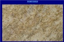 Nigeria Ivory Gold - Supare Yellow Gold, Nigeria Ivory Gold ,Supare Yellow Gold Granite Slabs