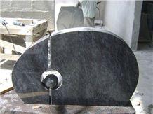 Orion Blue Granite Tombstones,Monuments
