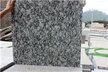 G418 Granite White Wave