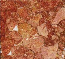 Rosa Pistalo, Turkey Red Marble Slabs & Tiles